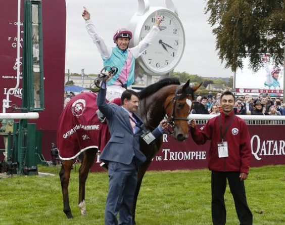 La Campeona Europea a las Breeders': CONFIRMADA ENABLE EN LA BREEDERS' CUP TURF (G1)