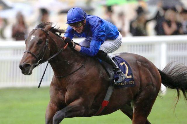 INGLATERRA: BLUE POINT estuvo contundente repitiendo en el King's Stand S. (G1)