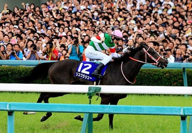 JAPÓN: La Campeona LYS GRACIEUX galopó el 60º Takarazuka Kinen (G1) y se clasificó a la Breeders' Cup Turf (G1)