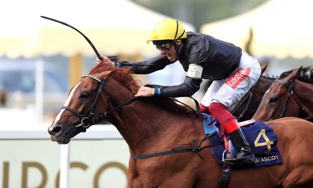 INGLATERRA: ¡Reyes en Royal Ascot! STRADIVARIUS y DETTORI triunfaron en la Gold Cup (G1)