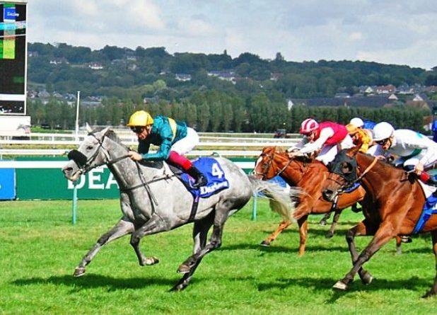 DEAUVILLE (Francia): ¡Encumbrada! La mora CORONET logró su 2º triunfo G1 consecutivo en el Prix Jean Romanet (G1)