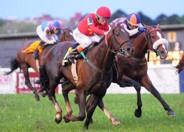 SAN ISIDRO (Argentina): ¡En gran final! ROMAN JOY venció en el Gran Premio Jockey Club (G1)