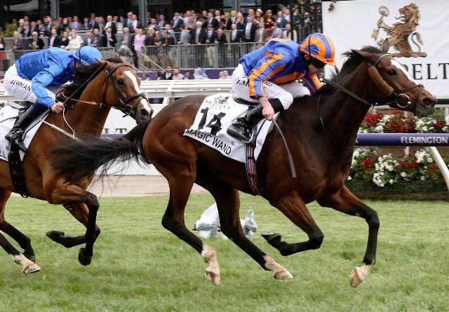 FLEMINGTON (Australia): MAGIC WAND se lució en el Mackinnon S. (G1)
