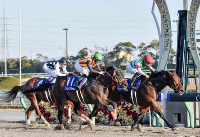 CHUKYO (Japón): ¡Invicto en 6! CHRYSOBERYL descolló en la Champions Cup (G1)