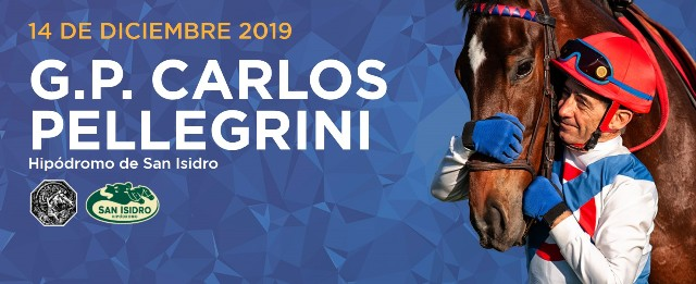 HIPÓDROMO DE SAN ISIDRO (Argentina): Todo listo para la jornada del Gran Premio Internacional CARLOS PELLEGRINI (G1) este próximo sábado