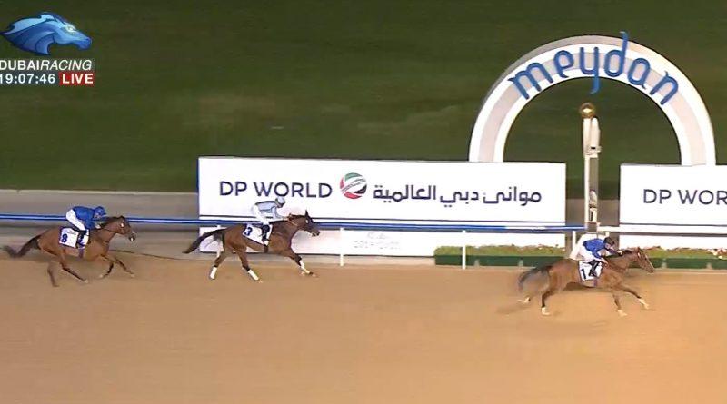 MEYDAN (Dubai): DUBAI LOVE se mostró superior en las UAE 1000 Guineas (Listado)