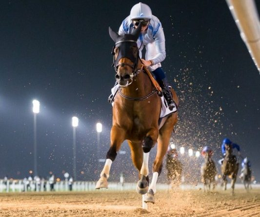MEYDAN (Dubai): DOWN ON DA BAYOU lució sobrada en las UAE Oaks (G3) y se anexó 50 puntos para las Kentucky Oaks (G1)