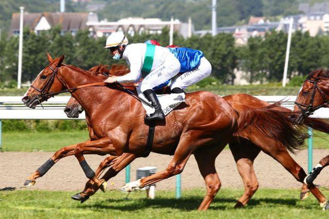 DEAUVILLE (Francia): El consistente CALL THE WIND se impuso en el Prix de Barbeville (G3)