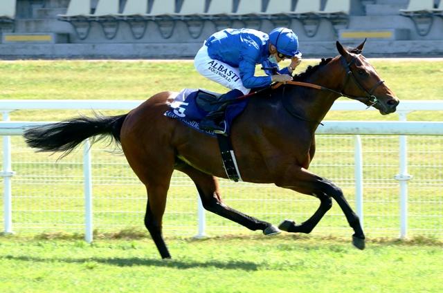 DEAUVILLE (Francia): VICTOR LUDORUM confirmó su clase con sólido triunfo en el Poule d'Essai des Poulains (G1)