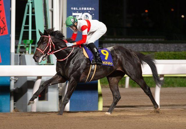 OHI (Japón): DANON PHARAOH sorprendió imponiéndose en la última prueba clasificatoria para el KENTUCKY DERBY (G1) en Japón