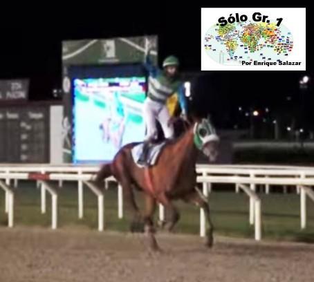 MAROÑAS (Uruguay): ATLÉTICO EL CULANO se sobró en el 123º GRAN PREMIO JOSÉ PEDRO RAMÍREZ (G1)